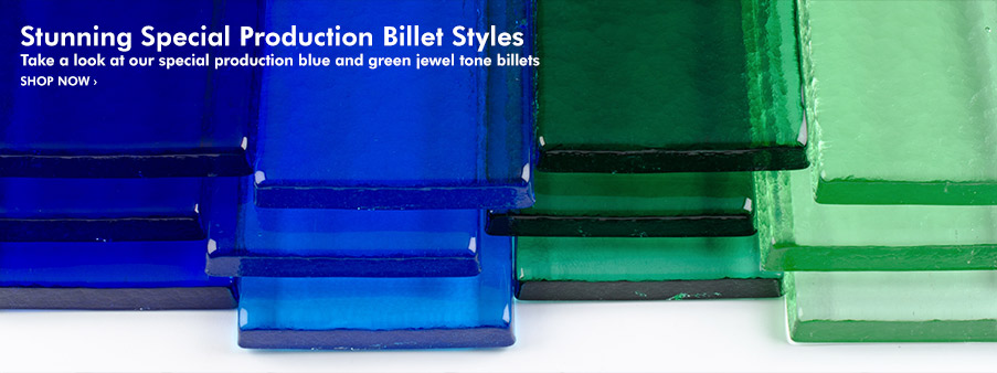 Special Production Billet Styles