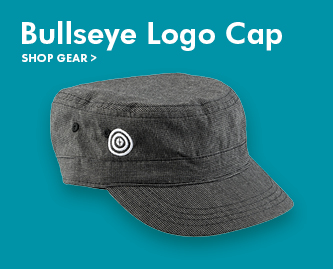 The Bullseye Logo Cap