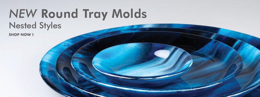 New Round Tray Molds