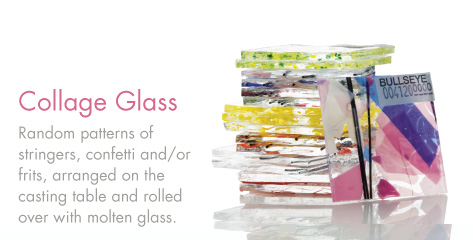 Collage Glass