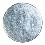 Powder Blue Opalescent, Fine Frit, Fusible, 5 lb. jar