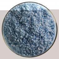 Powder Blue Opalescent, Medium Frit, Fusible, 1 lb. jar