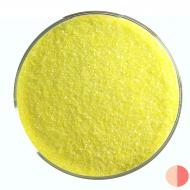 Canary Yellow Opalescent, Fine Frit, Fusible, 1 lb. jar