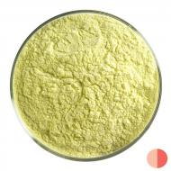 Canary Yellow Opalescent, Powder Frit, Fusible, 1 lb. jar