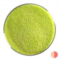 Spring Green  Opalescent, Fine Frit, Fusible, 5 lb. jar