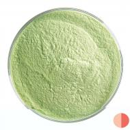 Spring Green  Opalescent, Powder Frit, Fusible, 5 lb. jar