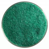 Jade Green Opalescent, Fine Frit, Fusible, 5 lb. jar