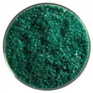 Jade Green Opalescent, Medium Frit, Fusible, 1 lb. jar