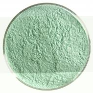 Jade Green Opalescent, Powder Frit, Fusible, 5 oz. jar