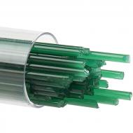 Jade Green Opalescent, Stringer, 2 mm, Fusible, by the Tube
