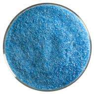 Egyptian Blue Opalescent, Fine Frit, Fusible, 5 oz. jar