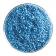 Egyptian Blue Opalescent, Medium Frit, Fusible, 5 oz. jar