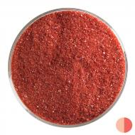 Deep Red Opalescent, Fine Frit, Fusible, 5 oz. jar