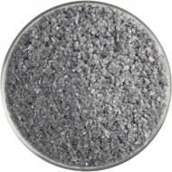 Slate Gray Opalescent, Medium Frit, Fusible, 1 lb. jar