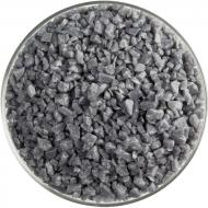 Slate Gray Opalescent, Coarse Frit, Fusible, 1 lb. jar