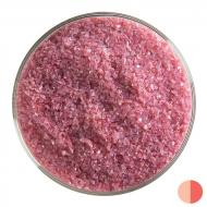 Pink  Opalescent, Medium Frit, Fusible, 5 lb. jar