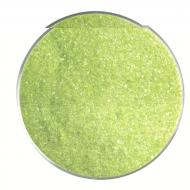 Pea Pod Opalescent, Fine Frit, Fusible, 5 oz. jar