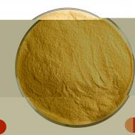 Butterscotch Opalescent, Powder Frit, Fusible, 1 lb. jar