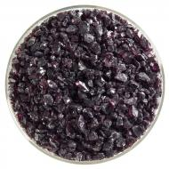 Deep Plum Transparent, Coarse Frit, Fusible, 5 oz. jar