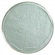 Aquamarine Blue Transparent, Powder Frit, Fusible, 5 oz. jar