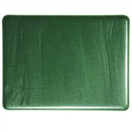 Aventurine Green Transparent, Thin-rolled, 2 mm, Fusible, 10x10 in.
