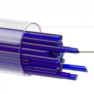 Deep Royal Blue Transparent, Stringer, 2 mm, Fusible, by the Tube
