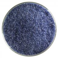 Midnight Blue Transparent, Fine Frit, Fusible, 1 lb. jar
