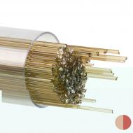 Sienna Transparent, Stringer, 1 mm, Fusible, by the Tube