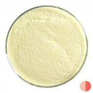 Yellow Transparent, Powder Frit, Fusible, 1 lb. jar