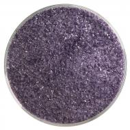 Deep Royal Purple Transparent, Fine Frit, Fusible, 1 lb. jar