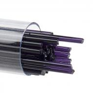 Deep Royal Purple Transparent, Stringer, 2 mm, Fusible, by the Tube