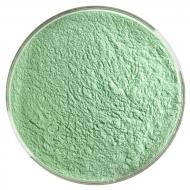 Kelly Green Transparent, Powder Frit, Fusible, 5 oz. jar