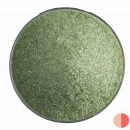 Fern Green Transparent, Fine Frit, Fusible, 5 oz. jar