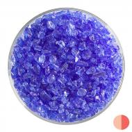 Violet Transparent, Coarse Frit, Fusible, 1 lb. jar