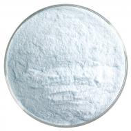 Light Turquoise Blue Transparent, Powder Frit, Fusible, 5 lb. jar