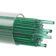 Emerald Green Transparent, Stringer, 2 mm, Fusible, by the Tube