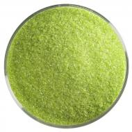 Spring Green Transparent, Fine Frit, Fusible, 1 lb. jar