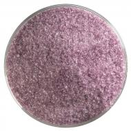 Light Violet Transparent, Fine Frit, Fusible, 1 lb. jar