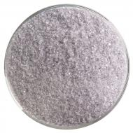 Light Silver Gray Transparent, Fine Frit, Fusible, 5 oz. jar