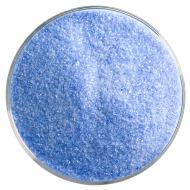 True Blue Transparent, Fine Frit, Fusible, 1 lb. jar