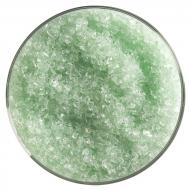 Grass Green Tint Transparent, Medium Frit, Fusible, 5 oz. jar