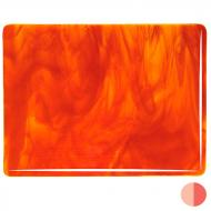 Yellow, Red 2-Color Mix, Double-rolled, 3 mm, Fusible, 10x10 in.