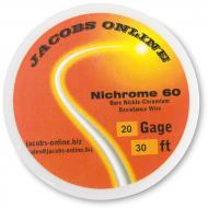 Nichrome Wire, 20 gauge, 30 ft spool