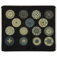 Fusible Decals, Digital Diatoms, Multi-color