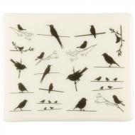 Fusible Decals, Birds, Black