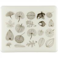 Fusible Decals, Leaves, Black