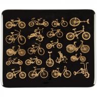 Fusible Decals, Bikes, Gold