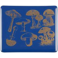 Fusible Decals, Vintage Mushrooms Cooper