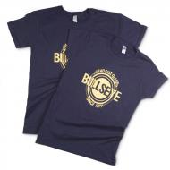 Bullseye Heritage Logo T-shirt, Women's, Medium